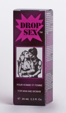 AFRODIZIAK Drop Sex (20 ml)