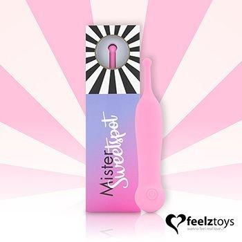 VIBRATOR Feelztoy Mister Sweetspot Pink