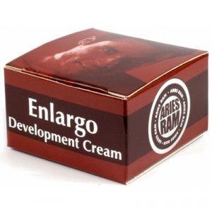 ENLARGO - krema za povečanje penisa -43%!
