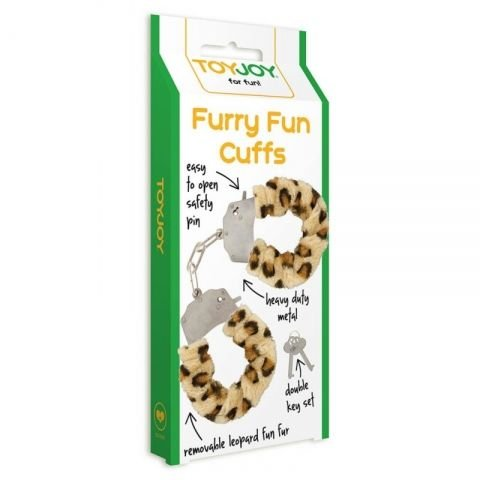 EROTIČNE LISICE Furry Fun (Leopard)