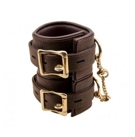 EROTIČNE LISICE Nubuck Leather