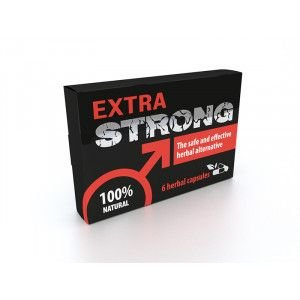 EXTRA STRONG 6/1 - Seks tabletka