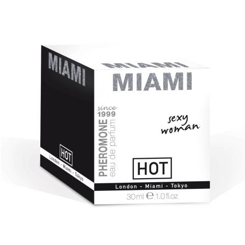 FEROMONSKA DIŠAVA Hot Miami Sexy Woman