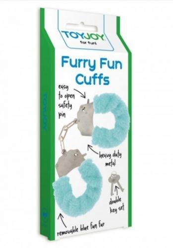 EROTIČNE LISICE Furry Fun (Aqua)