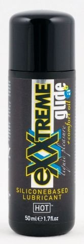 LUBRIKANT Hot Exxtreme Glide (50 ml)