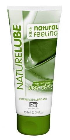 LUBRIKANT Hot Nature Aloe Vera (100 ml)