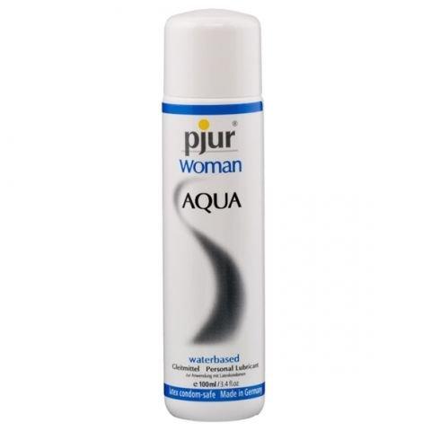 LUBRIKANT Pjur Woman Aqua (100ml)