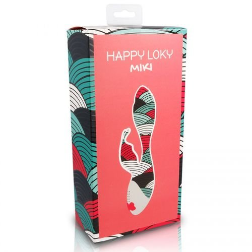 VIBRATOR RABBIT Happy Loky Miki