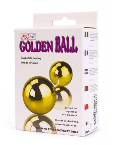 VIBRACIJSKI KROGLICI Golden Balls